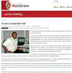 Worldview article