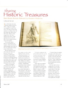Historic Treasures image