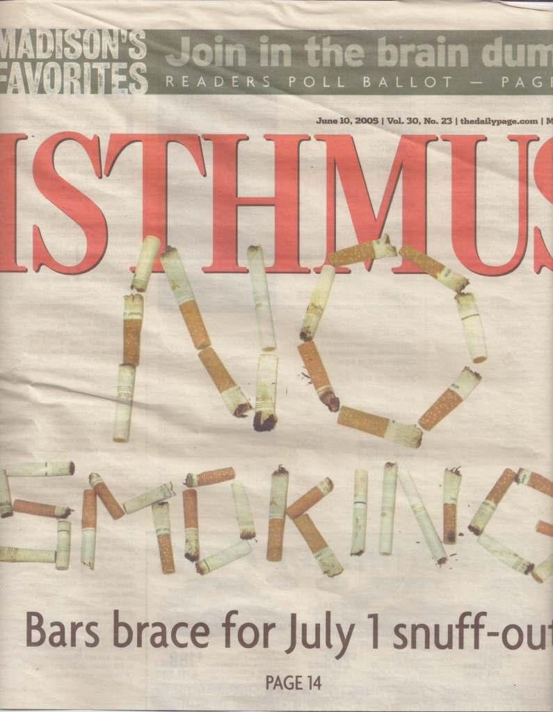 Isthmus Van Eyck 2005