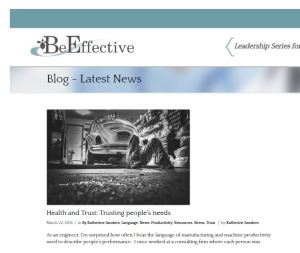 BBe Effective madison freelance blog edit one