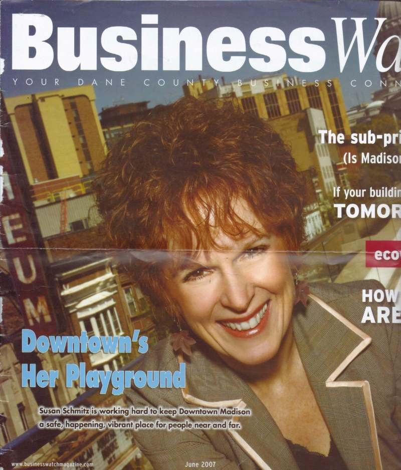 Business Watch Susan Schmitz