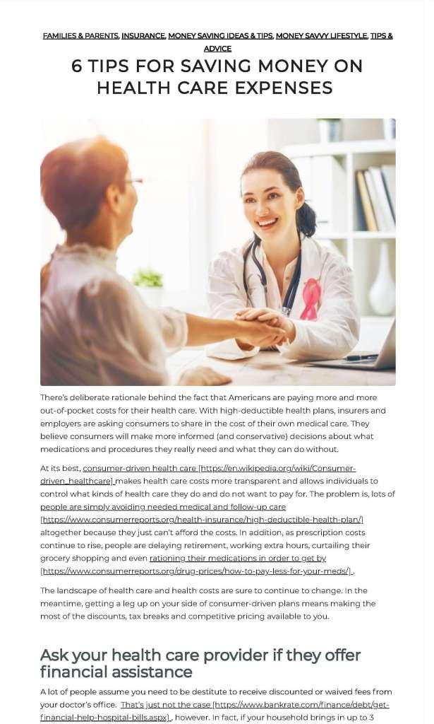 SafetyNet Insurance Blog Post